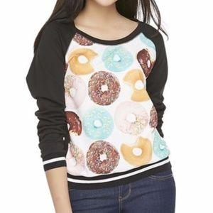 Bongo Lightweight Donut Sweatshirt